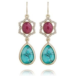 Chloe + Isabel Marrakesh Double Drop Earrings